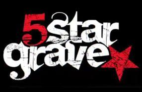 5 Star Grave - Logo