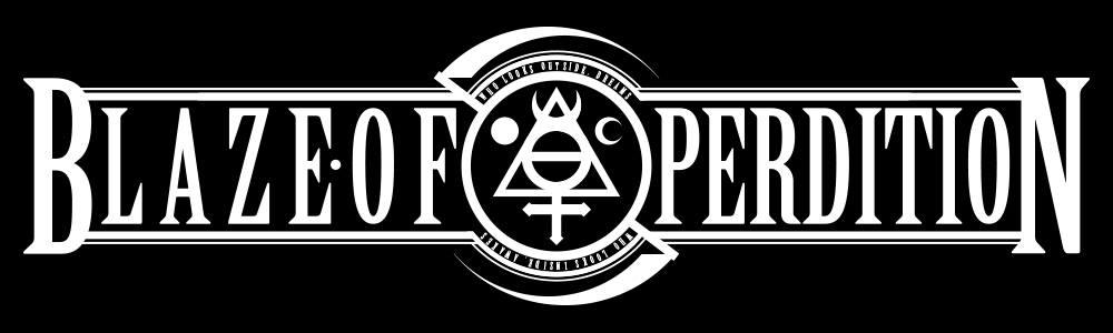 Blaze of Perdition - Logo
