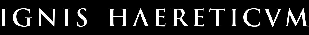 Ignis Haereticum - Logo