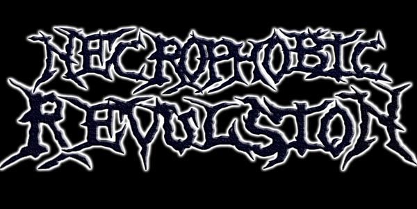 Necrophobic Revulsion - Logo