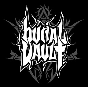 Burial Vault - Logo