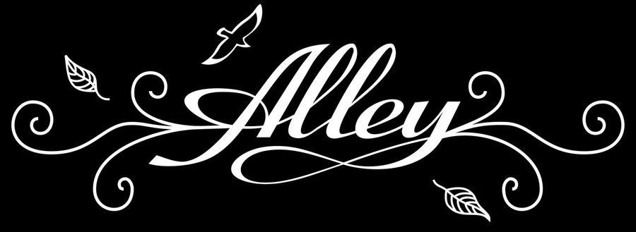Alley - Logo