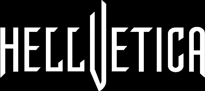 Hellvetica - Logo