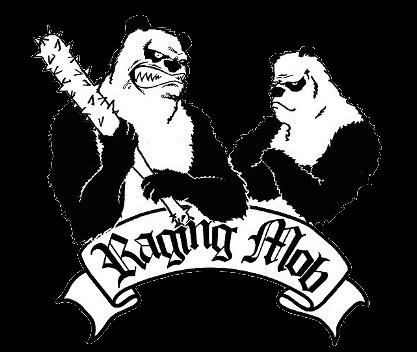 Raging Mob - Logo
