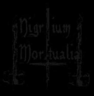Nigrium Mortualia - Logo