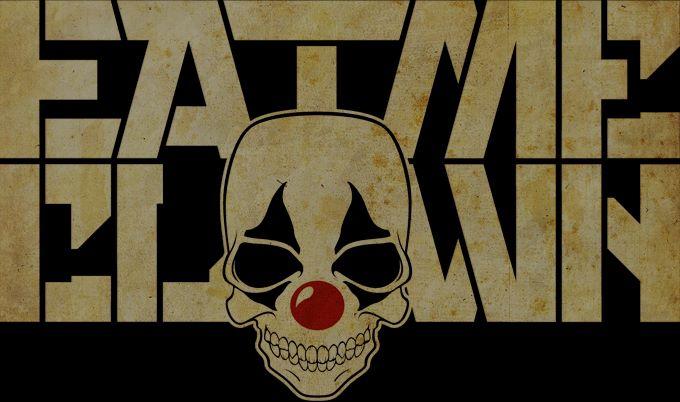 Eat Me Clown - Logo