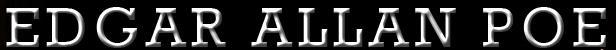 Edgar Allan Poe - Logo
