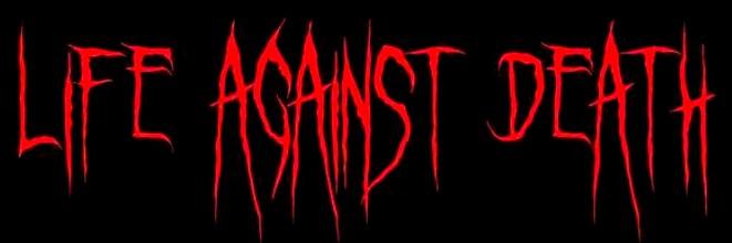 Life Against Death - Logo