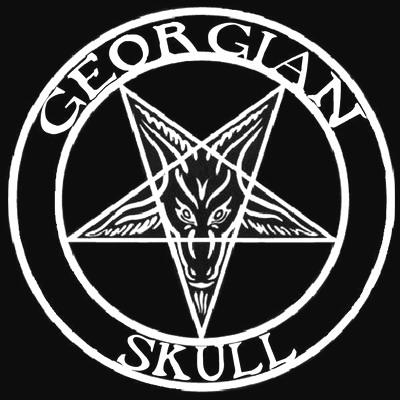 The Georgian Skull - Logo