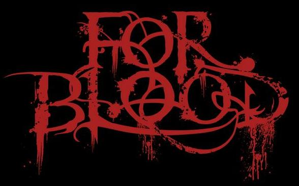 For Blood - Logo