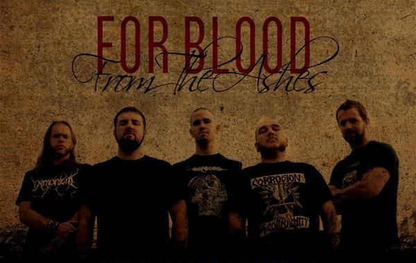 For Blood - Photo
