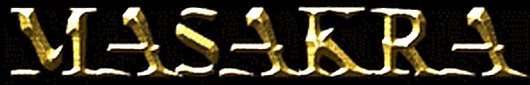 Masakra - Logo