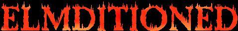 Elmditioned - Logo