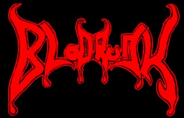 Blodrunk - Logo