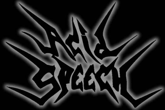 Acid Speech - Logo