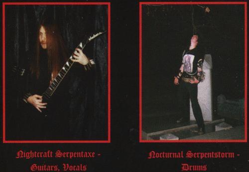 Black Serpent - Photo