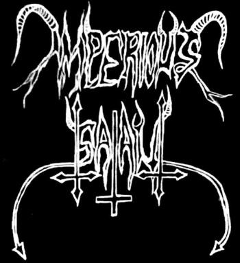 Imperious Satan - Logo