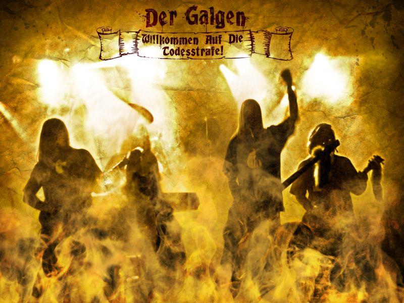 Der Galgen - Photo