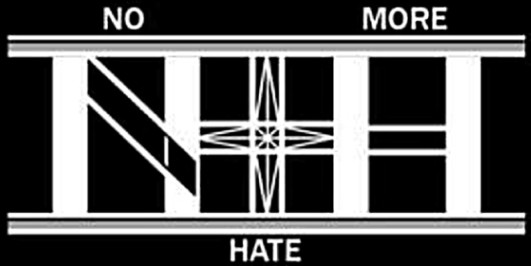 No More Hate - Logo