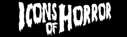 Icons of Horror - Logo