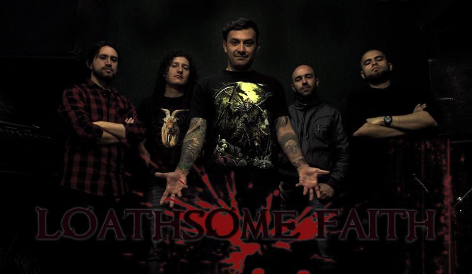 Loathsome Faith - Photo