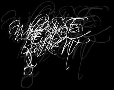 When Mine Eyes Blacken - Logo