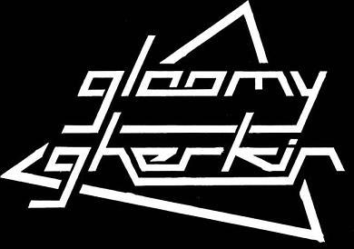 Gloomy Gherkin - Logo