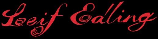 Leif Edling - Logo