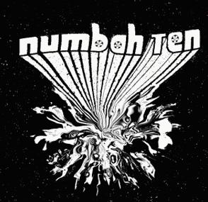 Numbah Ten - Logo