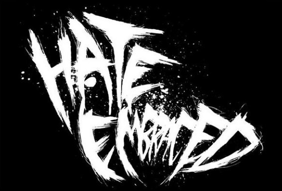Hate Embraced - Logo