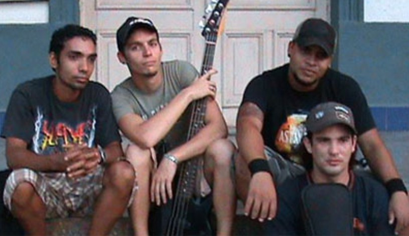 Metal desde Cuba....