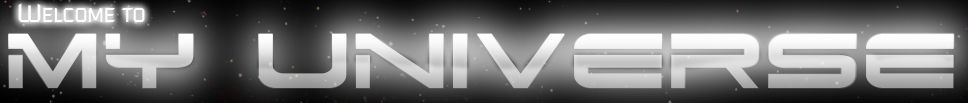 My Universe - Logo