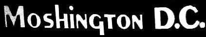 Moshington D.C. - Logo