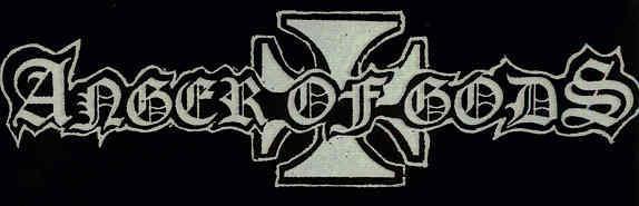 Anger of Gods - Logo