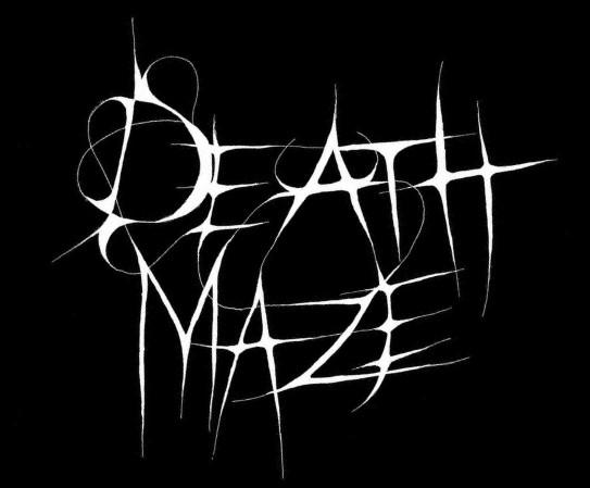 Death Maze - Logo
