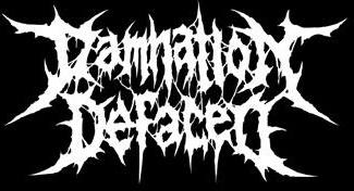 Damnation Defaced - Logo