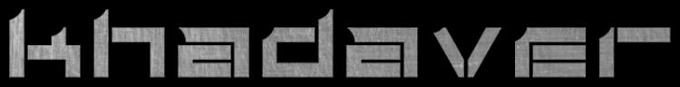 Khadaver - Logo