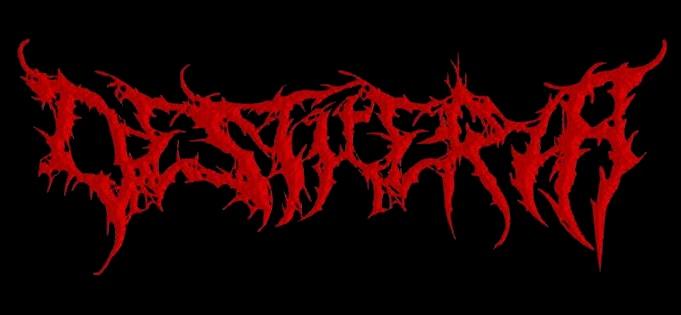 Destheria - Logo
