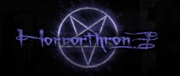 Horrorthrone - Logo