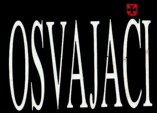 Osvajači - Logo