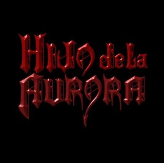 Hijo de la Aurora - Logo