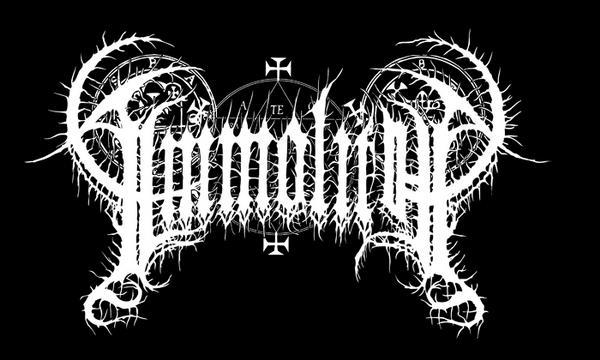 illegible black metal logo - photo #23