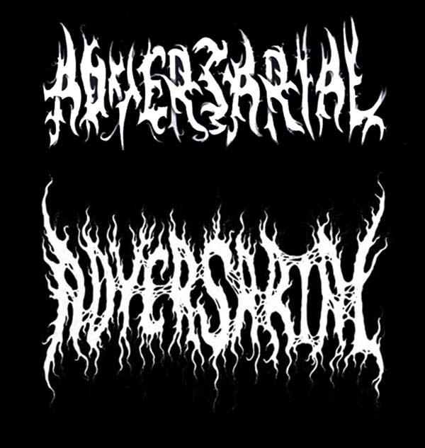 Adversarial - Logo