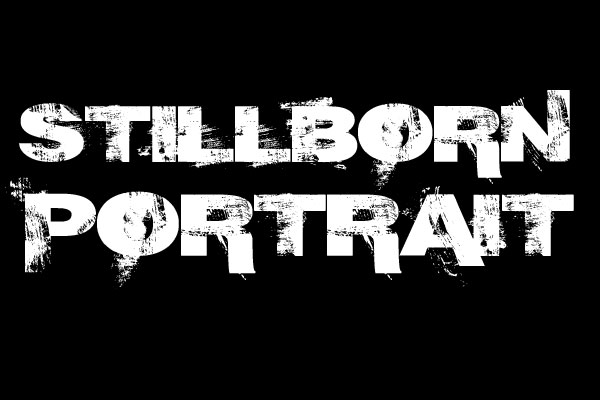 Stillborn Portrait - Logo