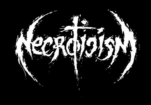 Necroticism - Logo
