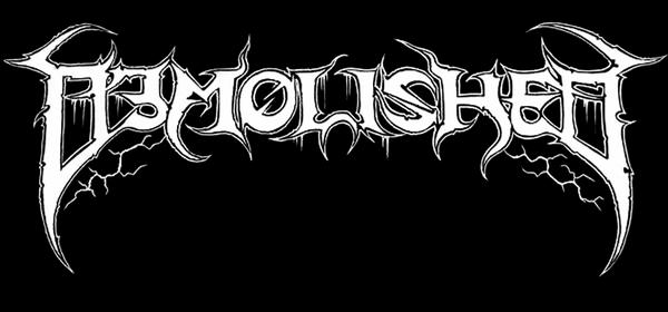 Demolished - Logo