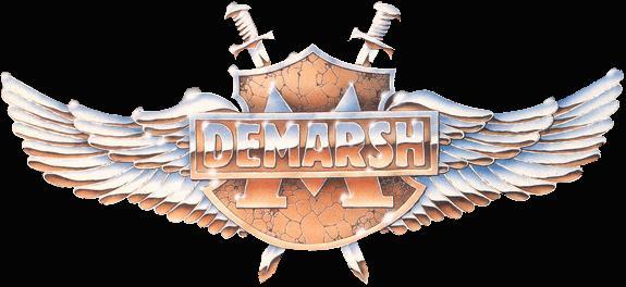 Демарш - Logo