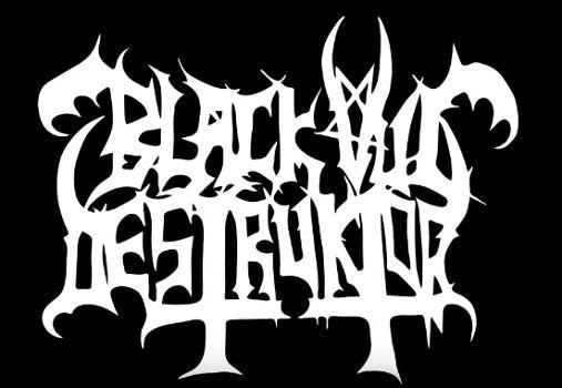 Black Vul Destruktor - Logo
