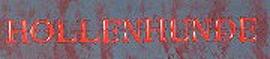 Höllenhunde - Logo