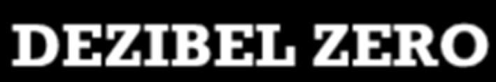 Dezibel Zero - Logo